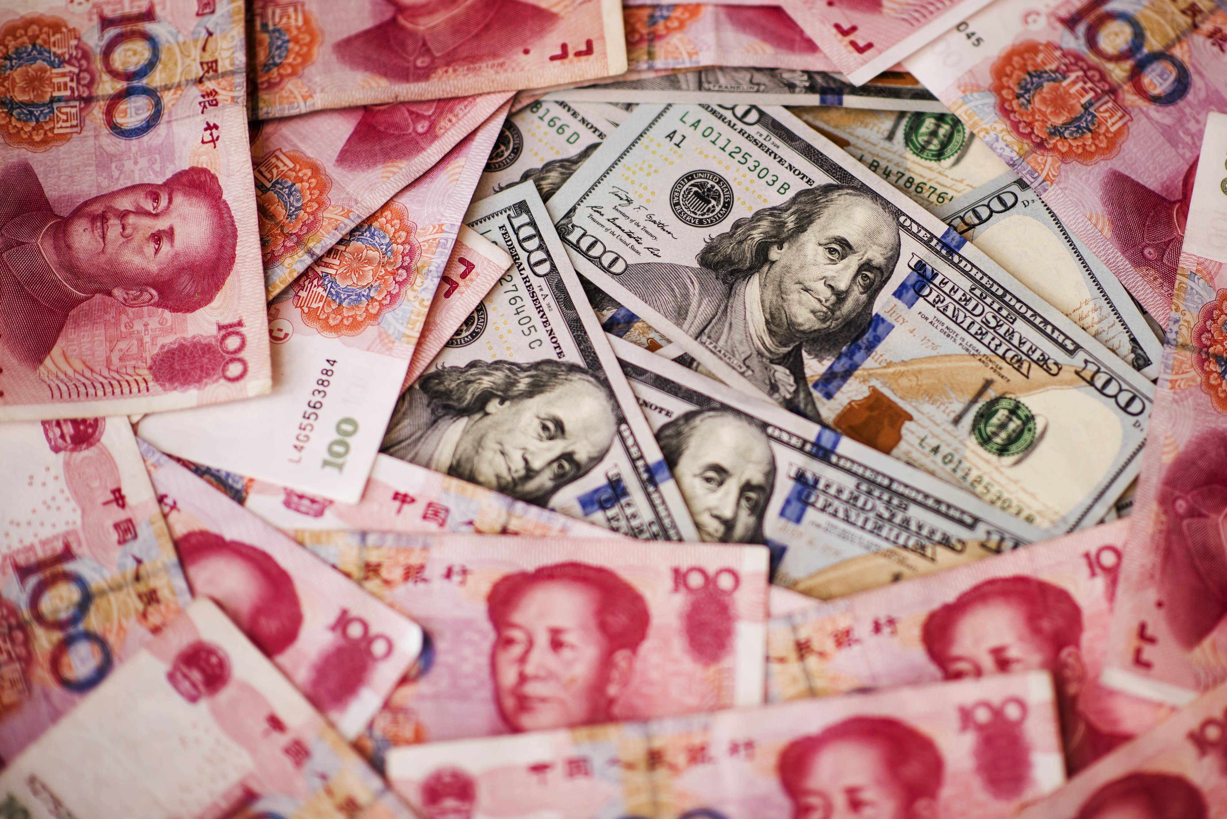 Le yuan dégringole — Guerre commerciale Chine/USA