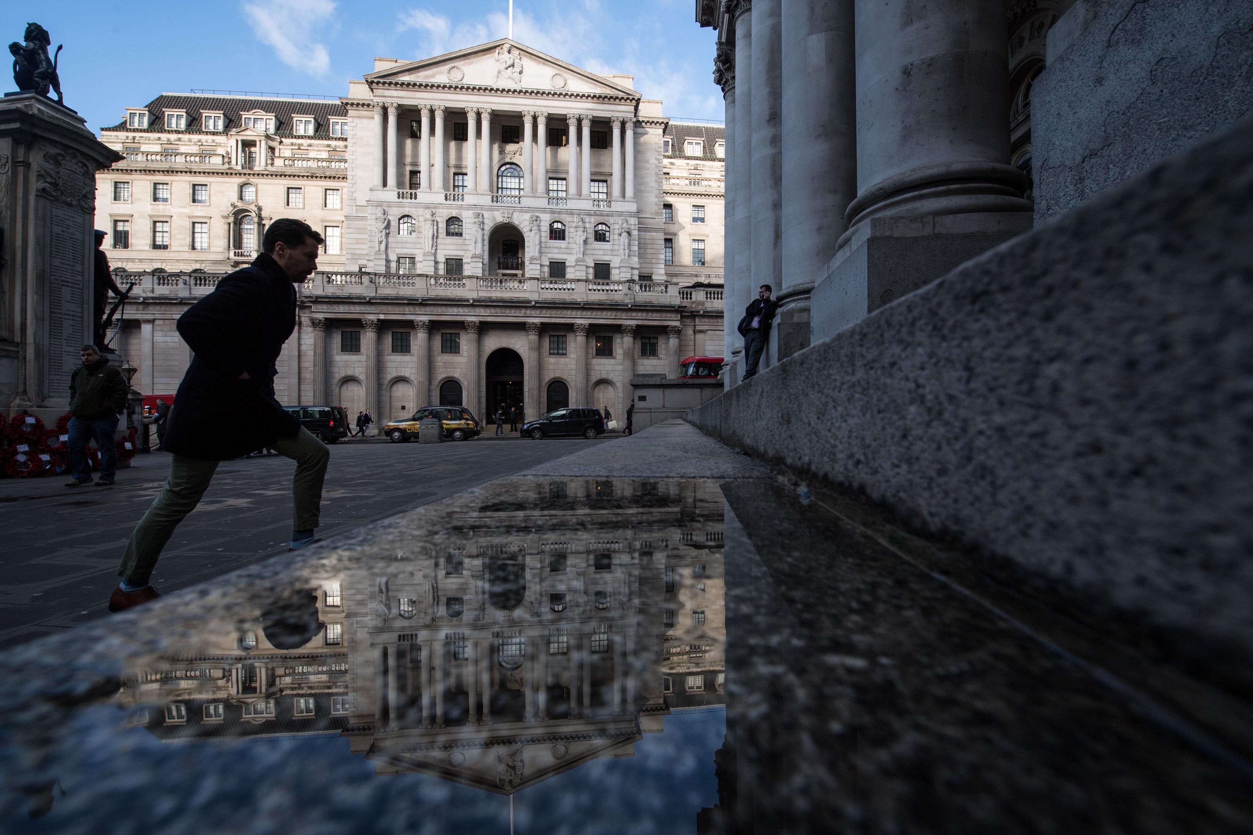 Andrew Bailey será el nuevo gobernador del Banco de Inglaterra