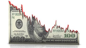 US Dollar Slammed as Safe Haven Demand Surges