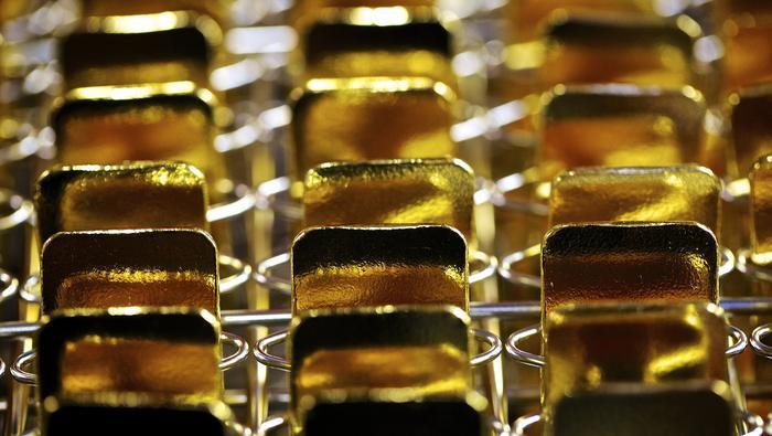 Indices : l'hésitation domine – Gold : le cours de l'or consolide dans un triangle