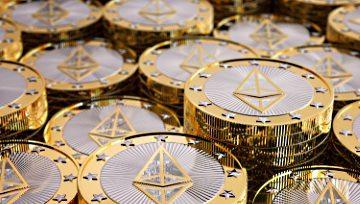 ETH/USD: Ethereum verliert Platz 2 an Ripple