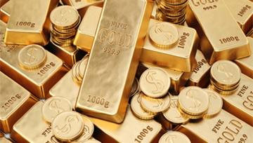 El precio del oro ve su brillo opacarse por la retórica favorable en la guerra comercial