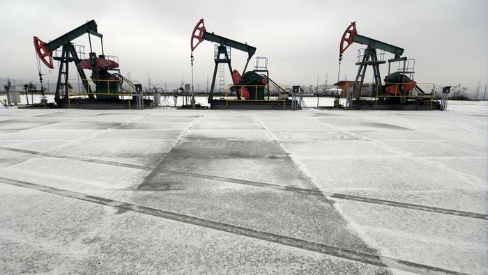 Crude Oil Prices Hit 2-Month High on Supply Squeeze, 2021 Top Eyed