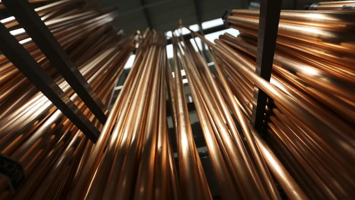 Copper Price Outlook Grim as US-China Trade Talks Hit a Wall