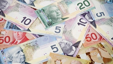 Canadian Dollar Price Outlook: Loonie Gains Slam USD/CAD into Support