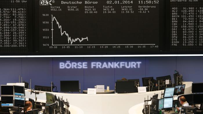 DAX 30, CAC 40 Technical Outlook Remains Precarious