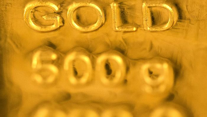 Oro se hunde de forma estrepitosa antes de la Fed; patrón de estrella fugaz anuncia caídas