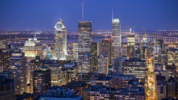 Canada : Le taux de croissance du PIB à un plus bas depuis le T2 2016