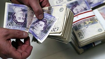 Pfund in Euro: Nur eine kurzfristige Erholung?