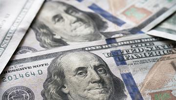 Mercado de Futuros: El dólar resucita; posiciones cortas sobre el yen japonés crecen dramáticamente