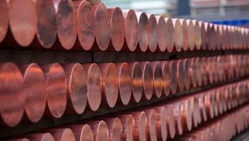 Precio del cobre amplía su recuperación, pero su futuro sigue siendo desalentador