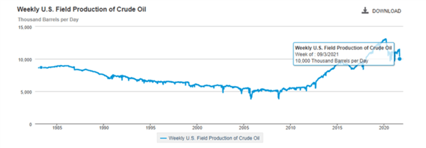 Oil Weekly Forecast: The Impact of Ida, OPEC Supply Boost and China's Oil Reserves Auction