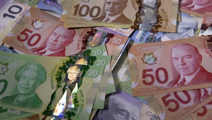 USD/CAD choca con una barrera y gira a la baja, repunte del petróleo apoya al dólar canadiense