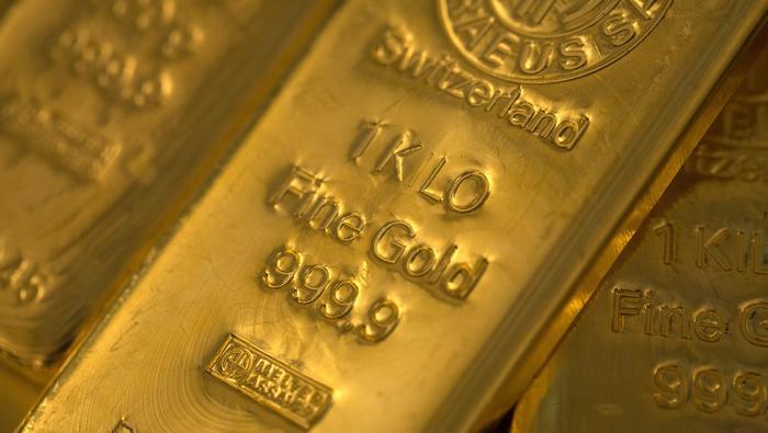 Precio del oro trepa con convicción arrolladora por el pesimismo comercial