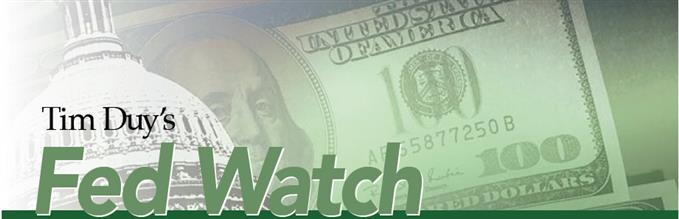 Tim Duy's Fed Watch