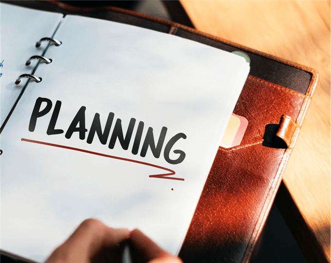 Planning is essential to any trading plan