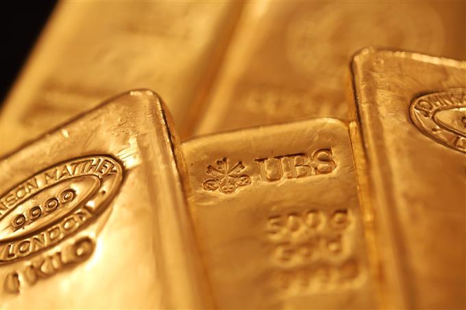 Análisis técnico oro