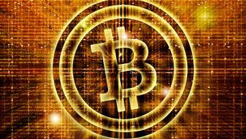 Bitcoin logra avance cercano a 16% en máximo de la sesión