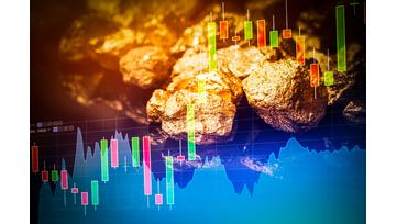 Le cours de l'or en quête de sa prochaine résistance technique