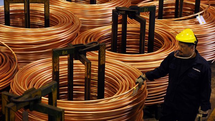 ¿Qué es el cobre? Aplicaciones y valor como activo de trading