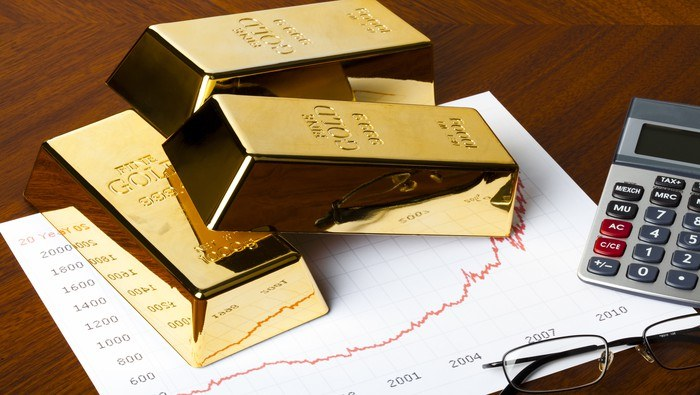 Precio del oro y de la plata en caída libre; los activos de refugio no escapan a la presión de venta