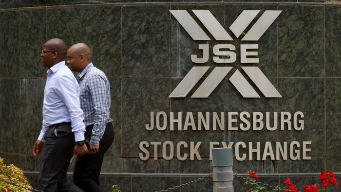 SA40 Overview: SA's Main Exchange (JSE) Experiences Outage