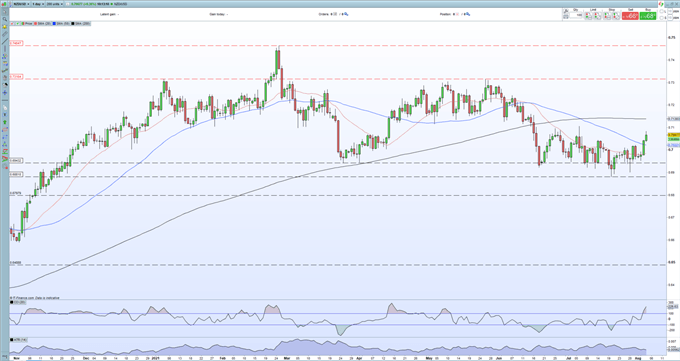 New Zealand Dollar (NZD) Rallies Hard as Rate Hike Expectations Jump Further