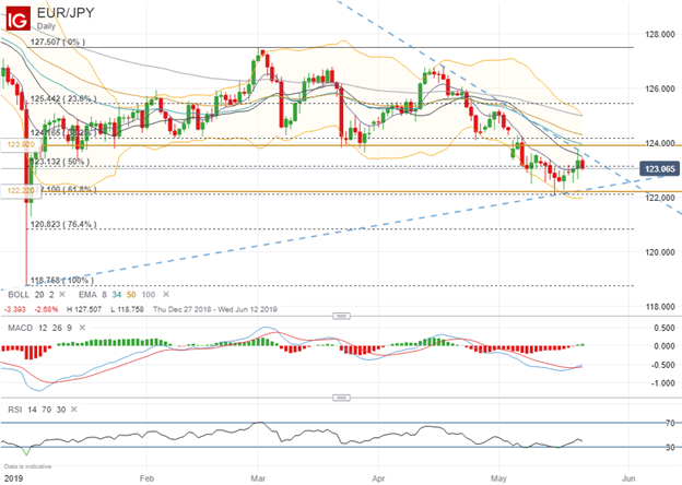 Euro Currency Volatility: EU Elections Highlight EUR Crosses