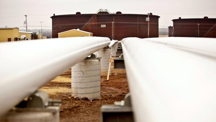 Ölpreis WTI stabil nach US Daten