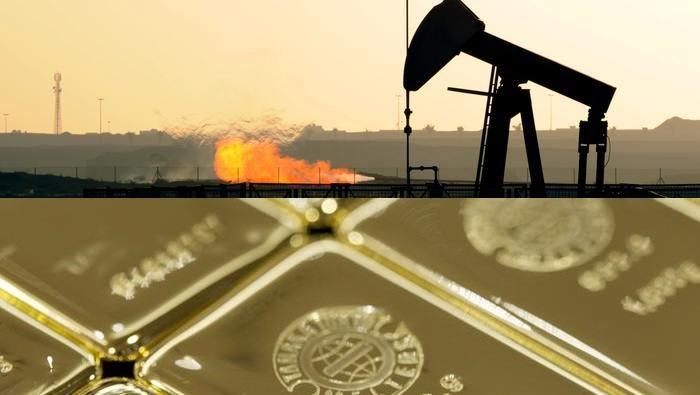 Gold, Ölpreis (Brent,WTI): Erhöhtes Risiko vor dem Wochenende?