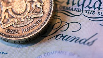 Sterling Price Chart: British Pound Testing Post-Brexit Support