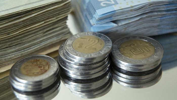 Mexican Peso Weekly Forecast: USD/MXN Underpinned by Rising Yields