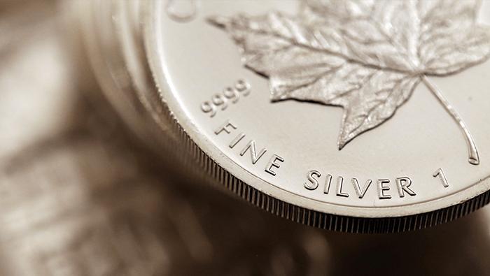 Silberpreis: Silber folgt dem schwachen Gold