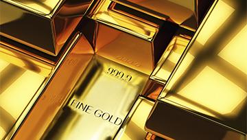 El precio del oro abre con caídas y pierde los $1,300. ¿A dónde se dirige?