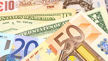 Forex Europe : Poursuite de l'appréciation des principales monnaies Européennes