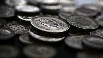 Euro Franken (EURCHF) erreicht starken Support