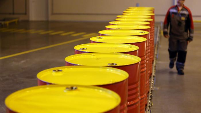 Crude Oil Prices Down, Near Term Production Cut Hope Fade
