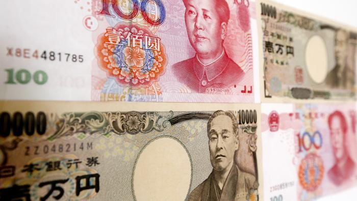 Yen, Dollar May Extend Rise as Stocks Fall After China Drains Liquidity