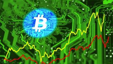 El furor en Bitcoin finalmente recibe un alto, aunque los $5,000 ofrecen soporte