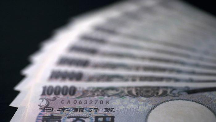 Japanese Yen Prices Fall, USD/JPY Rally May Extend on China GDP