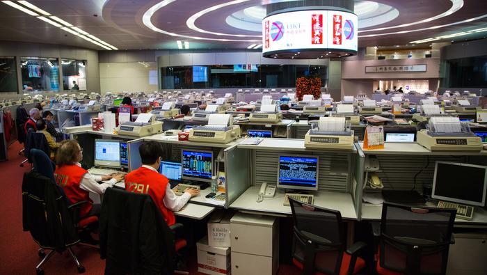 US-China Trade Deal Optimism Leaves Hong Kong Stocks Behind