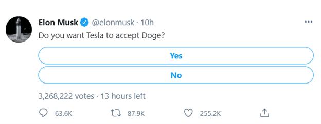 Elon Musk Hints at Tesla DOGE Alliance but Lands Short of the Moon