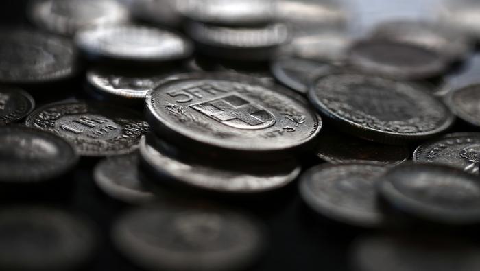 Idea de trading: Corto USD/CHF en resistencia clave