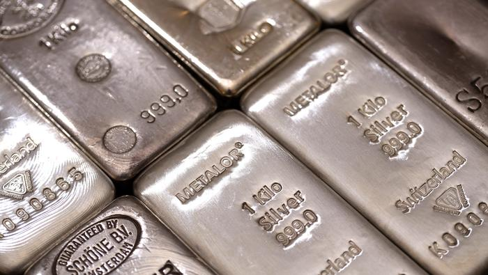 Silver Price Forecast: XAGUSD May Fall Further Despite Risk Aversion