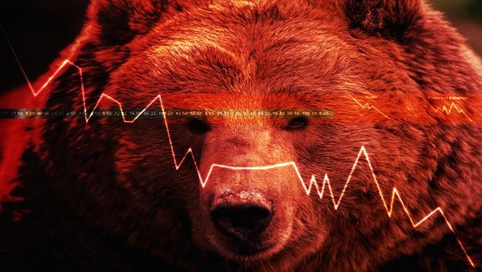 El fantasma de la inflación pone en jaque a la bolsa, el S&P 500 se derrumba por la aversión al riesgo