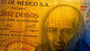 Peso Mexicano limitado tras reporte del NFP