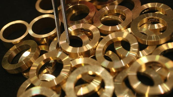 Gold Prices Steady As Virus Spread Saps Global Risk Appetite