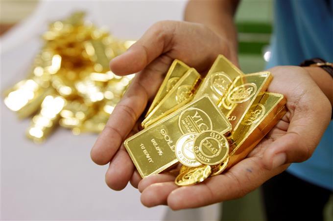 Gráfito técnico oro