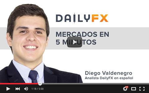 Mercados en 5 minutos - Oro / 1.316 / Caída en la incertidumbre empuja la demanda a la baja.