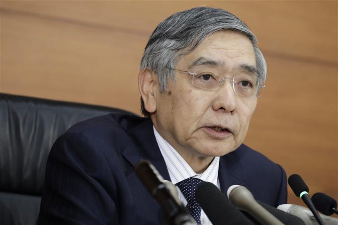 Statuquo Banque du Japon, objectif rendement du 10 ans du JGP proche de 0%, mais commence à acheter des actions du Topix au lieu du Nikkei